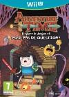 Boîte FR de Adventure Time : Explore the Dungeon Because I DON'T KNOW sur WiiU