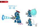 Artworks de Mighty No. 9  sur WiiU
