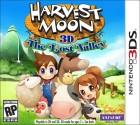 Boîte US de Harvest Moon :  La Vallée Perdue sur 3DS
