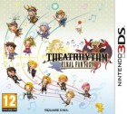 Boîte FR de Theatrhythm Final Fantasy sur 3DS