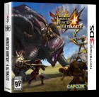 Boîte US de Monster Hunter 4 Ultimate sur 3DS