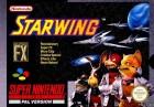 Boîte FR de Star Wing sur SNES
