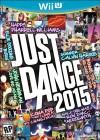 Boîte US de Just Dance 2015 sur WiiU