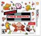 Boîte US de Ultimate NES Remix sur 3DS