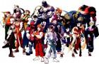 Artworks de Street Fighter Alpha 2 sur Wii