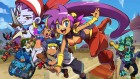 Artworks de Shantae and the Pirate's Curse sur 3DS