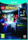 Boîte FR de LEGO Batman 3 : Au-delà de Gotham sur WiiU