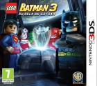 Boîte FR de LEGO Batman 3 : Au-delà de Gotham sur 3DS