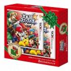 Boîte JAP de Super Smash Bros. for 3DS sur 3DS
