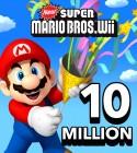 Capture de site web de NEW Super Mario Bros. Wii sur Wii