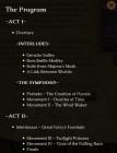 Capture de site web de Zelda : Symphony of the Goddesses