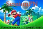 Screenshots de SessionPN