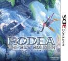 Boîte JAP de Rodea the Sky Soldier sur 3DS