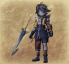 Artworks de Final Fantasy Explorers sur 3DS
