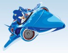 Capture de site web de Sonic & Sega All-Stars Racing sur Wii