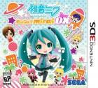 Boîte US de Hatsune Miku : Project Mirai DX sur 3DS