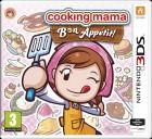Boîte FR de Cooking Mama : Bon Appétit sur 3DS