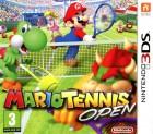 Boîte FR de Mario Tennis Open sur 3DS