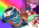 Artworks de Inazuma Eleven Go 2 Chrono Stone : Brasier / Tonnerre sur 3DS