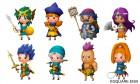Artworks de Theatrhythm Dragon Quest sur 3DS