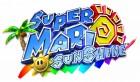 Logo de Super Mario Sunshine sur NGC