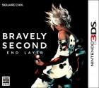 Boîte JAP de Bravely Second : End Layer sur 3DS
