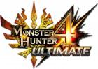 Logo de Monster Hunter 4 Ultimate sur 3DS