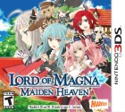 Boîte US de Lord of Magna : Maiden Heaven sur 3DS