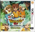 Boîte FR de Inazuma Eleven Go 2 Chrono Stone : Brasier / Tonnerre sur 3DS
