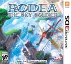 Boîte US de Rodea the Sky Soldier sur 3DS