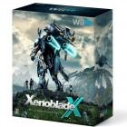 Boîte JAP de Xenoblade Chronicles X sur WiiU