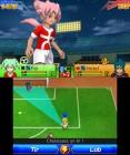 Screenshots de Inazuma Eleven Go 2 Chrono Stone : Brasier / Tonnerre sur 3DS
