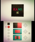 Screenshots de Kami sur 3DS
