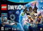 Boîte US de LEGO Dimensions sur WiiU