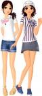 Artworks de Nintendo présente : La Nouvelle Maison du Style 2 - Les reines de la mode sur 3DS