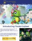 Capture de site web de Yooka-Laylee sur WiiU