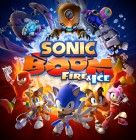 Artworks de Sonic Boom : Fire & Ice sur 3DS
