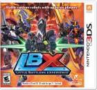 Boîte US de Little Battlers eXperience sur 3DS