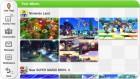 Screenshots de Miiverse