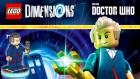 Divers de LEGO Dimensions sur WiiU