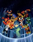 Artworks de Mega Man Legacy Collection  sur 3DS