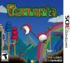 Boîte US de Terraria sur 3DS