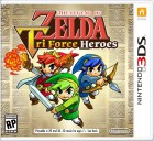 Image The Legend of Zelda : Tri Force Heroes (3DS)