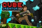 Artworks de Cube Creator 3D sur 3DS