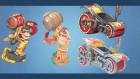 Artworks de Skylanders SuperChargers sur WiiU