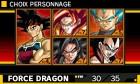 Screenshots de Dragon Ball Z : Extreme Butōden sur 3DS