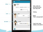 Capture de site web de Miitomo sur Mobile