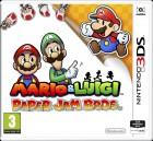 Boîte FR de Mario & Luigi: Paper Jam Bros. sur 3DS