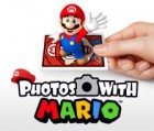 Logo de Photos with Mario sur 3DS