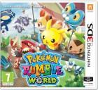Boîte FR de Pokémon Rumble World sur 3DS
